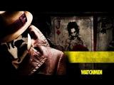 История героя. Роршах  Watchmen Rorschach Origins by Кисимяка