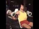SLY STALLONE Motivation training photos