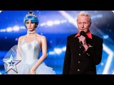 Will George Vernon and Odetta get to sing for the Queen  Britain's Got Talent 2015