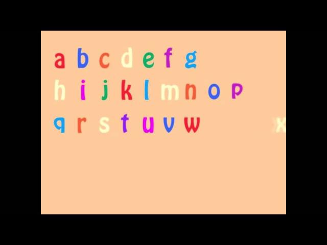 Песня о немецком алфавите