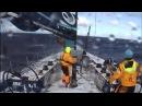 Speed, waves, crash - Yacht racing