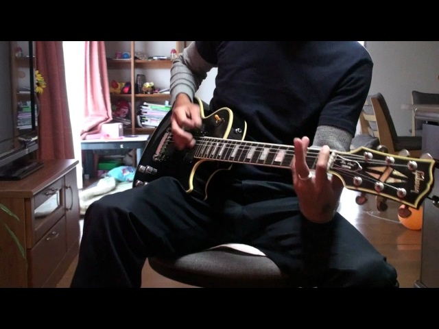 Red hot chili peppers - dani california guitar cover (Full Song) ダニーカリフォルニア