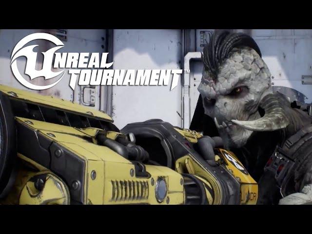 Unreal Tournament - Pre-Alpha Season Trailer