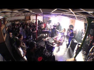 Henry Wu presents The Yussef Kamaal Trio Boiler Room London Live Set
