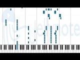 ноты Sheet Music - Kimi ni Matsuwaru Mystery - .hack//Liminality