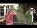 Hotel Lobby tent camping Prank - A Mad Boys stunt | Лобби палаточного городка, шутка - трюк Безумных парней