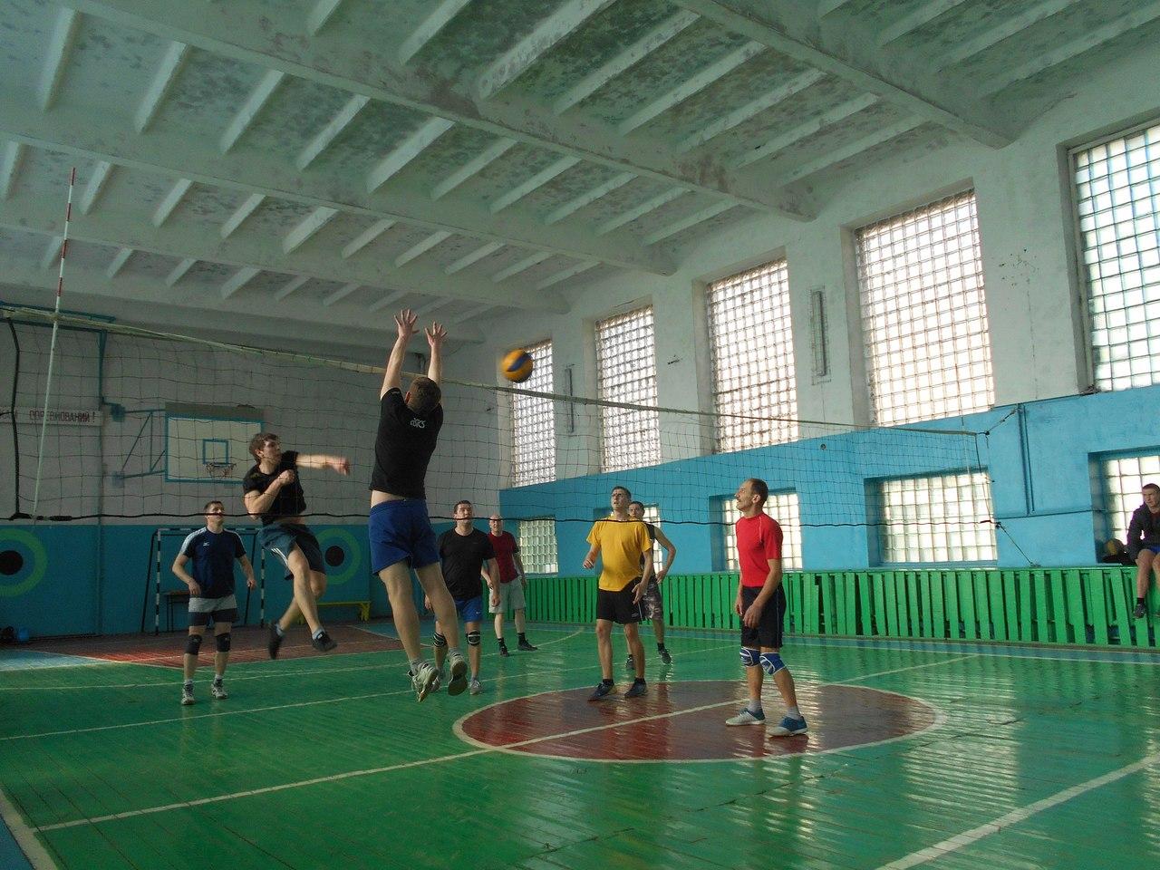 Волейбол в Сухиничах