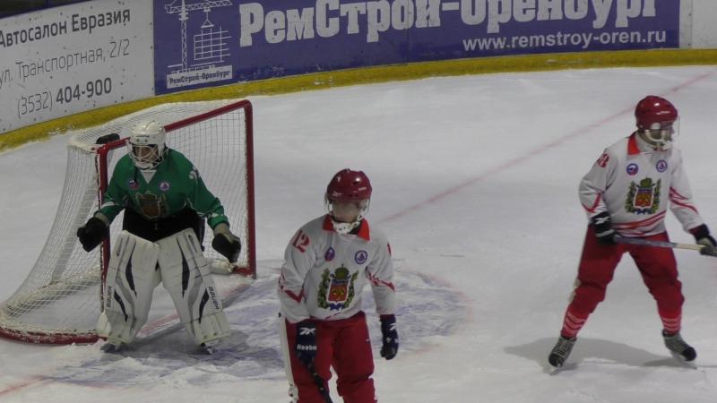 Мини-хоккей. 17.10.2015. Локомотив – СКА-Свердловск (2)