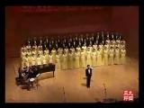 """俄罗斯民歌《莫斯科》""""Москва звонят колокола"""" -中文版"""