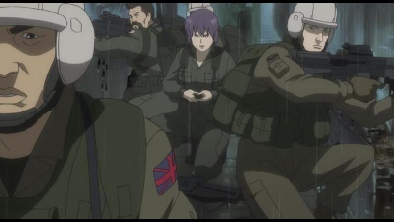 [ТВ-2]Ghost in the Shell: Stand Alone Complex / Призрак в доспехах: Синдром одиночки 14 серия