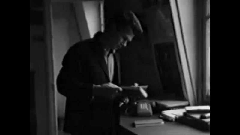 Эдуард Лимонов в Париже 1986 год