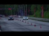 Audi RS6 C6 VS Porsche 911 Turbo S drag race