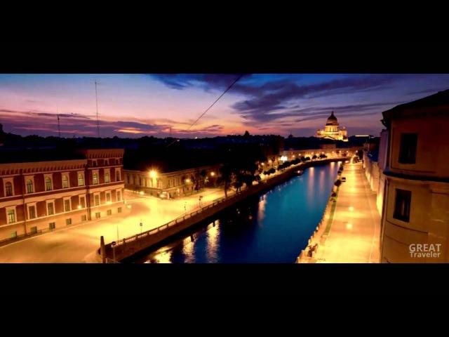 Очень красивое видео Санкт Петербург город мечты