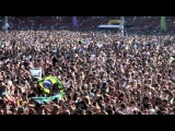 Stereosonic Kaz James, Carl Cox, Laidback Luke, Steve Aoki, Foreign Beggars and Nicky Night Time