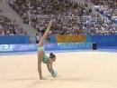 Olympic Games Athens 2004 - Alina Kabaeva RUS Ball final