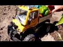 Мультики про машинки: Чак и его друзья! Собираем урожай. Игры на улице.