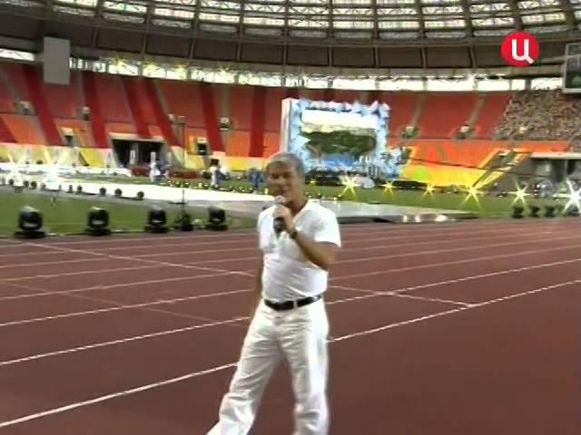 Олег Газманов - Москва - звонят колокола