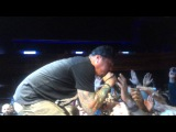 P.O.D. - Boom (Sonny in the crowd) Moscow 19.05.15