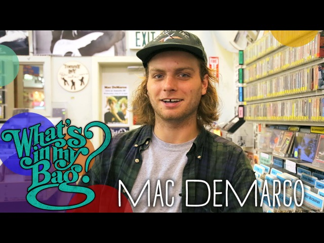 Mac DeMarco - Whats In My Bag