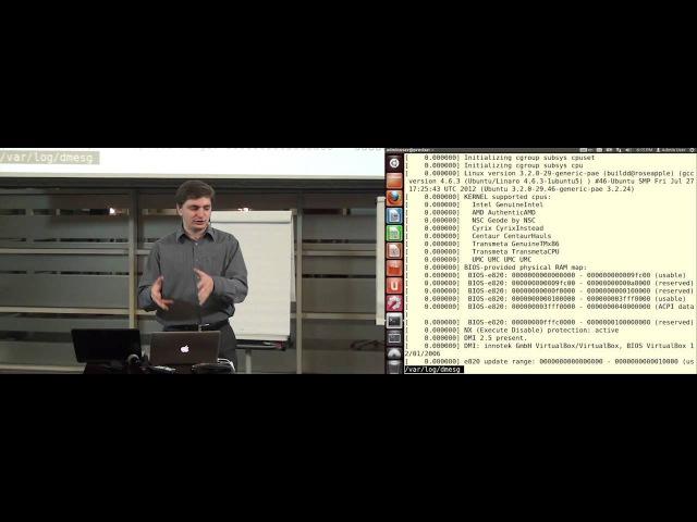 Архитектура операционной системы - Виктор Ашик