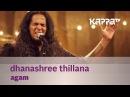 Dhanashree Thillana Agam Music Mojo Kappa TV