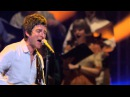 Noel Gallagher's High Flying Birds - If I Had A Gun @ International Magic Live At The O2, London 2012
