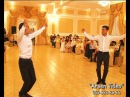 Танец жениха и свидетеля на крымско татарской свадьбе