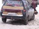 Жители череповецкого двора жалуются на любителей объезжать пробки окольными путями