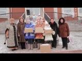 Клинские школьники подарят Новый год жителям Украины