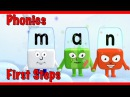 Alphablocks - Word Magic M-A-N (Red Learning Level Step 2)