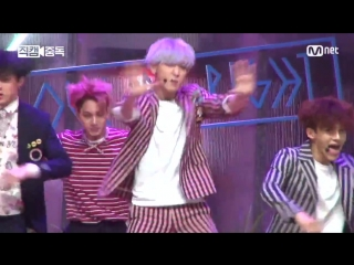 150604 엠넷 직캠중독) 엑소 찬열 직캠 Love Me Right EXO ChanYeol Fancam @ Mnet MCOUNTDOWN Rehearsal