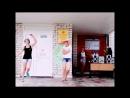 лагерь наши девочки танец sprite последний день
