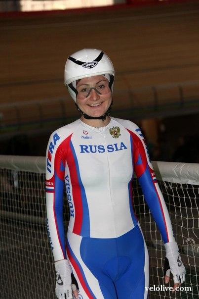 Ирина Моличева