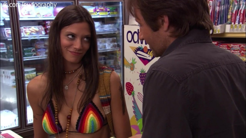 Мишель Ломбардо Michelle Lombardo в сериале Блудливая Калифорния Californication 2007 Сезон 1 Серия 6 s01e06