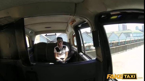 FakeTaxi E225 Blonde With Glasses And Big Tattoos