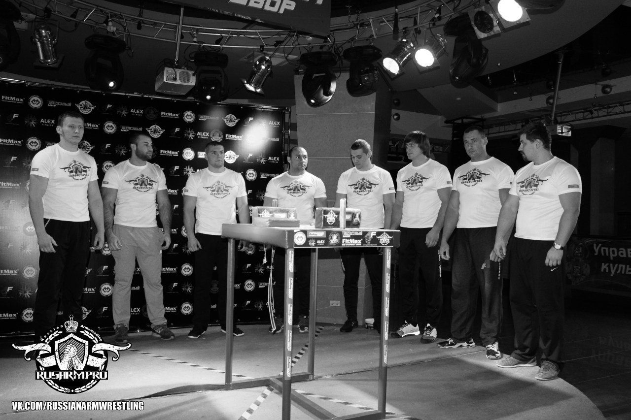 Armwrestling Open Cup 2014