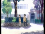 Кланнад 1 сезон 1 серия (Anime Klannad)