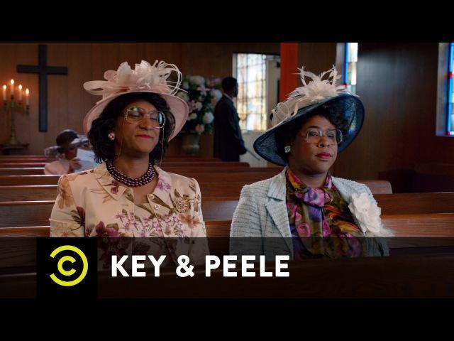 Key Peele - Georgina and Esther and Satan - Uncensored