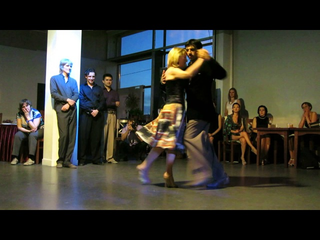 2014.06.15 - German Ballejo y Irina Petrichenko 2/3 @ White night tango fest