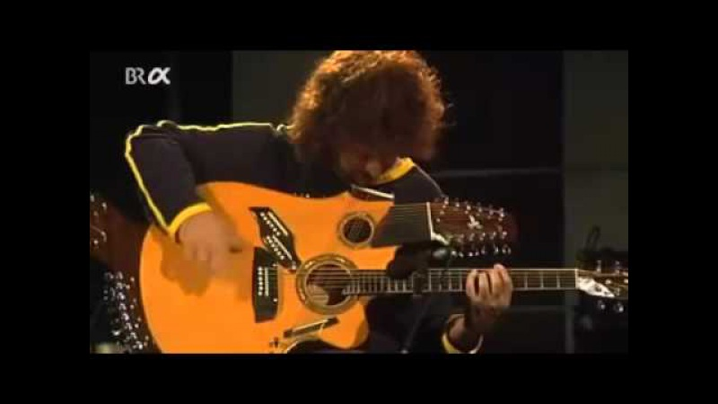 PAT METHENY Improvisation Pikasso Guitar