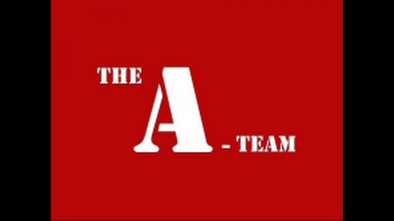 Новая Команда А из Сирии. Часть 1