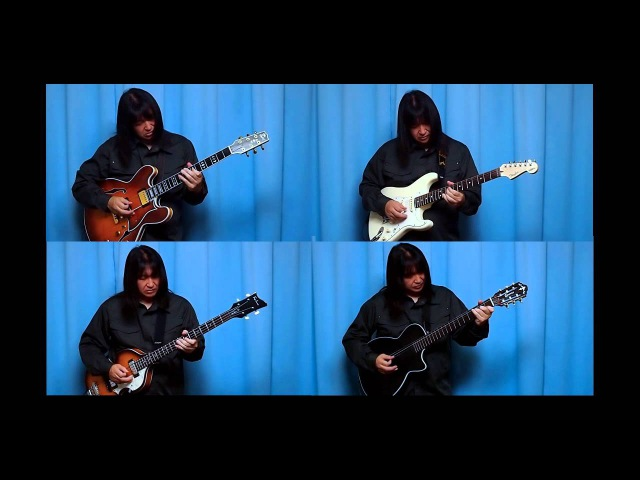 Love Is Blue - Jeff Beck, Paul Mauriat, Vicky Leandros - cover by Itaru Handa