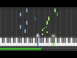 Yiruma - River Flows in you (Piano tutorial Synthesia) 100 speed