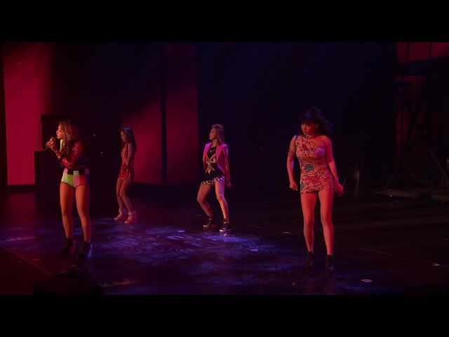 2NE1 - 'I LOVE YOU (SEXY DANCE)' LIVE PERFORMANCE