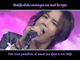 YAB - Without Words - Jang Geun Suk Sub Espa