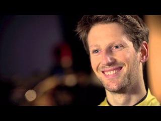 Ромен Грожан Romain Grosjean