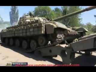 Односторонний Отвод техники ДНР и ЛНР от линии разграничения на 3 км при полном безразличии Киева