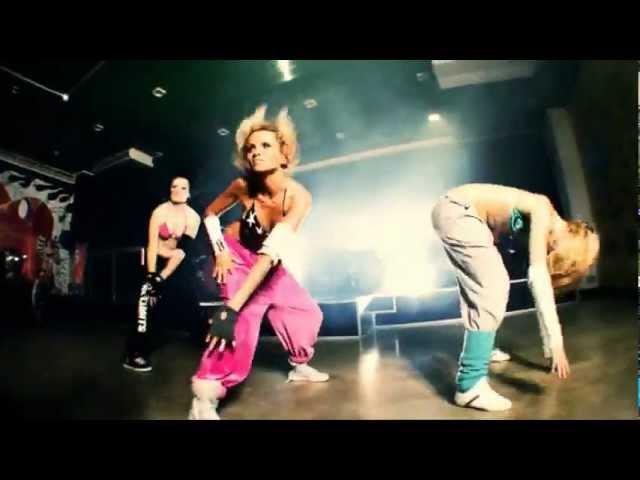 Шикарные Девушки Танцуют Хип Хоп