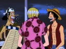 Ван Пис One Piece смешные моменты 160 Shachiburi