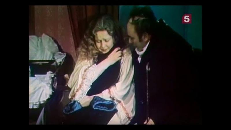 Театральные истории, телеспектакль по рассказам А. П. Чехова. ЛенТВ, 1976 г.